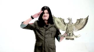 Nazi Look-alike Attire in Indonesian Presidential Election Campaign Video