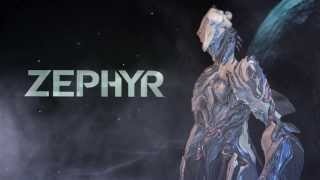 Warframe: Zephyr profile Ninjas play free official HD game trailer - PC