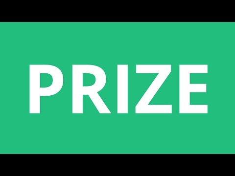 How To Pronounce Prize - Pronunciation Academy