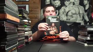 Huge WWE DVD Collection!
