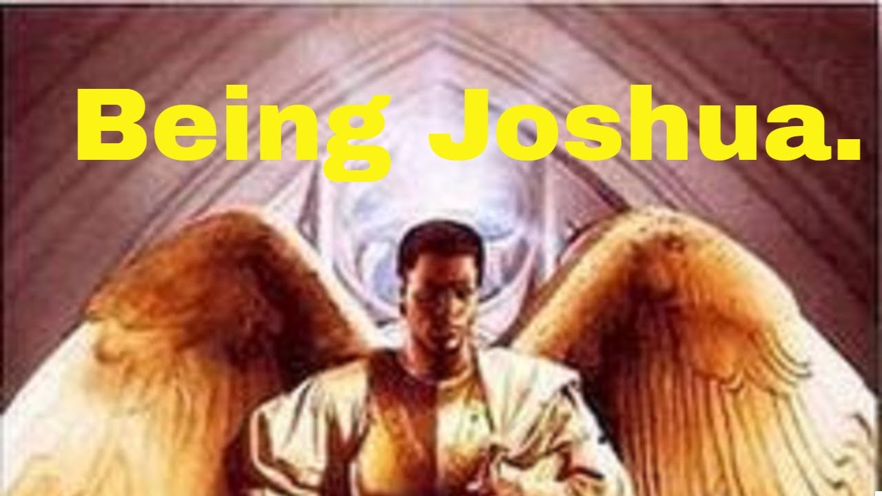 Being Joshua. How every man should watch over his house