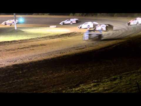 B-Mods @ Monett Speedway 08.09.15