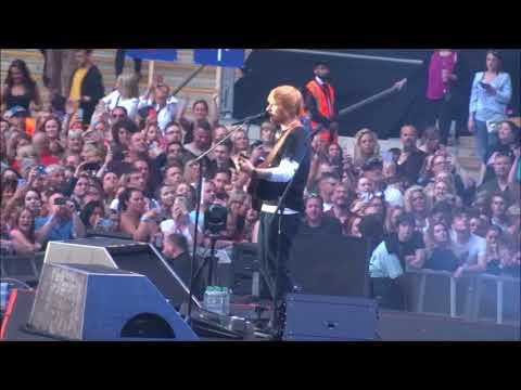 Ed Sheeran - Castle On The Hill @ Wembley Stadium, London 14/06/18