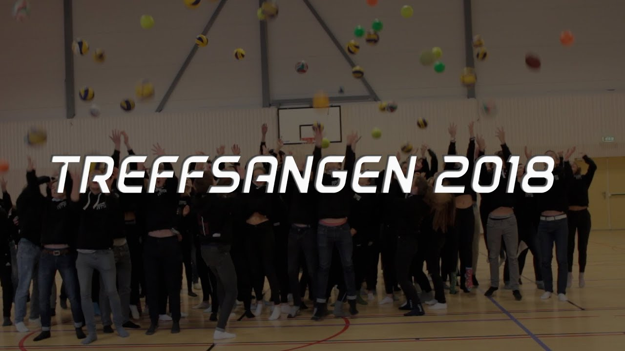 Volleyballtreffsangen 2018 - Sagavoll