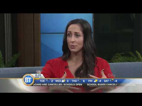 Catherine Reitman joins us to talk about her role in Workin' Moms