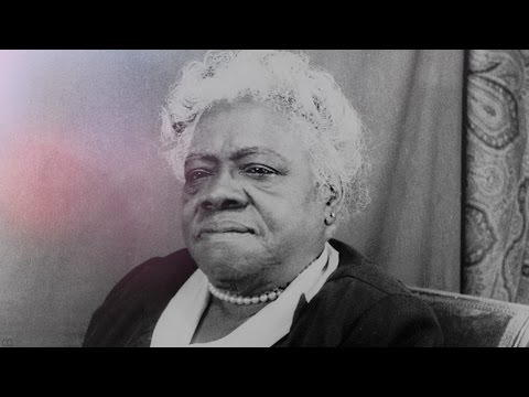 Mary McLeod Bethune: Educator and Civil Rights Activist