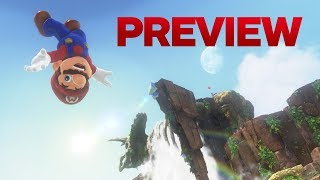 Super Mario Odyssey: Hands-On Preview