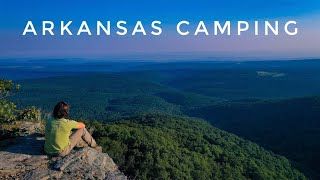 Mount Magazine State Pąrk | Camping in Arkansas