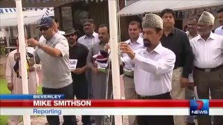 SBS News: Ahmadiyya Muslims celebrate Australia Day 2016