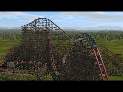 RMC Hybrid Coaster concept | NoLimits 2 | FHD 60FPS | Concept Video