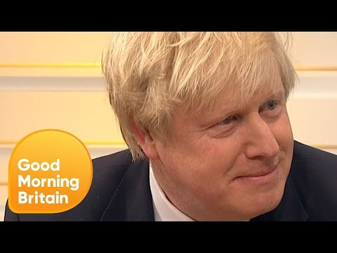 Boris Johnson Stands by £350m Brexit NHS Claim | Good Morning Britain