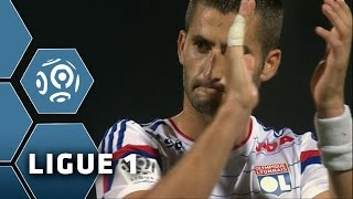 Olympique Lyonnais - FC Lorient (4-0)  - Résumé - (OL - FCL) / 2014-15