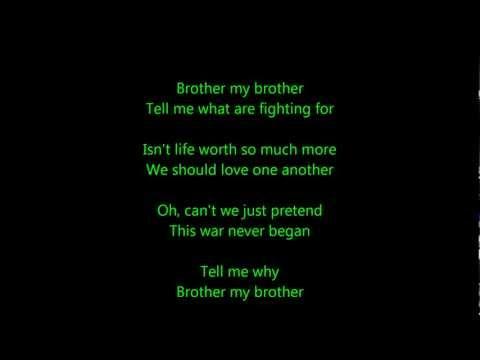 abbastanza Canzoni tra fratelli e sorelle - Blessid Union Of Souls - YouTube EG52