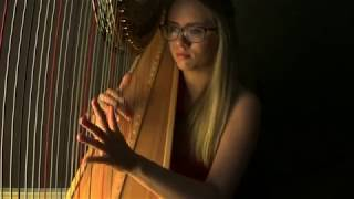Two Steps From Hell - Archangel (harp cover)