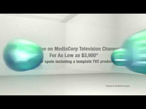 "MediaCorp Advertising Enquiries ""Bubbles"" (English)"