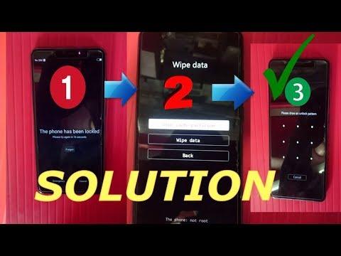 Vivo V7 Plus Hard Reset New method Bypass Wipe Data Password 100%