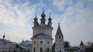 Михайло-Архангельский монастырь, г. Юрьев-Польский/Michael-Archangel monastery, Yuryev-Polsky
