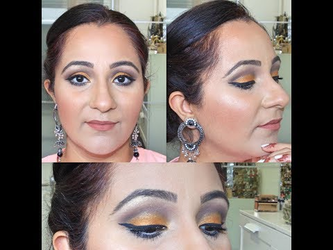 Step By Step EyeMakeup for Beginners A To Z  (URDU/ HINDI)