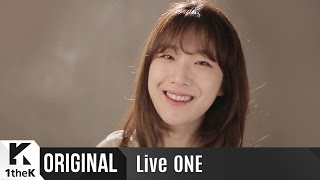 Live ONE(라이브원): CHEEZE(치즈)_Exclusive Live Performance!_'Be There'