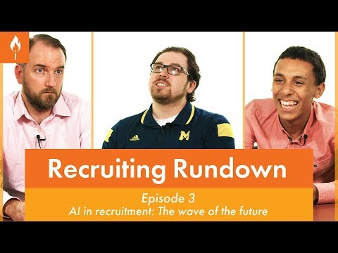 Recruiting Rundown   Episode 3   AI in Recruiting: Essential or Expendable?