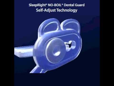 Instructional Sleepright No Boil Dental Guard Video Youtube