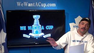 Maple Leaf Gardens & Loblaws - We Want A Cup - Toronto Maple Leafs
