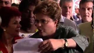 Dilma detona Folha de São Paulo - É má-fé