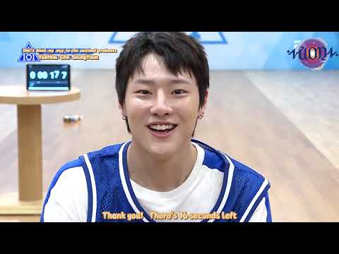 [ENG Sub] 조승연(CHO SEUNGYOUN) - Please Don't Block My Way To The National Producers