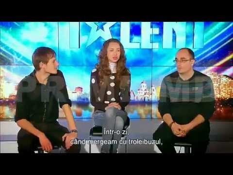 Moldova Are Talent - Mendelevium 12.12.2014 Sezonul 2, Semifinala 2, Ep.13