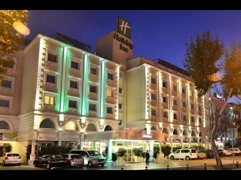 Holiday Inn Istanbul City, Istanbul, Turkey