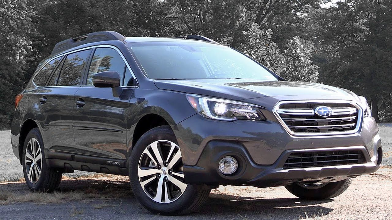 2019 Subaru Outback Review