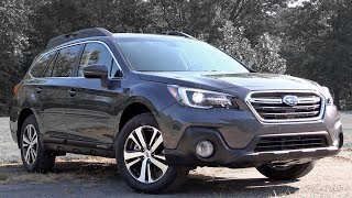 2019 Subaru Outback: Review