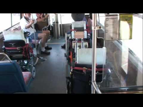 Tumbling Wheelchairs