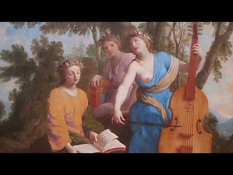 Λούβρο Γαλλική Ζωγραφική Louvre French Paintings