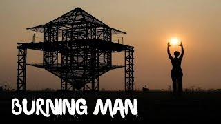 BURNING MAN FILM: What is it really like?!