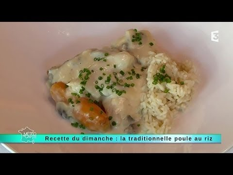 26 09 2014 recette du dimanche la traditionnelle poule au riz youtube. Black Bedroom Furniture Sets. Home Design Ideas