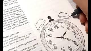 Download [BIBLE JOURNAL DE BORD] VERSET CALLIGRAPHIÉ PAR L'ARTISTE ALI.MAGINATION