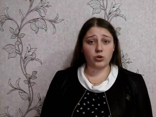 Изображение предпросмотра прочтения – ЕкатеринаЗвигинцева читает произведение «Ангел благого молчания» В.Я.Брюсова