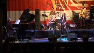 Amro Salah Trio live at CJF2011 - Route 66 - feat. Noha Fekry