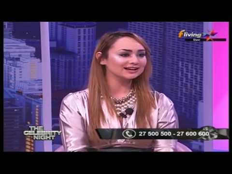 Cherton Caruana & Noella Agius on The Celebrity Night (Week 18)