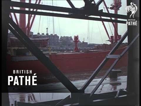 Bristol Harbour - Colour (1965)