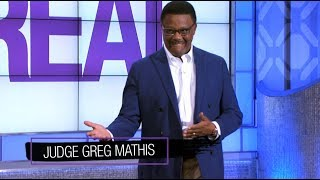 "Thursday on ""The Real"": Judge Mathis & #GirlChat!"