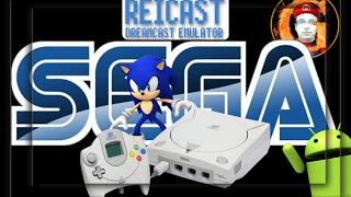 🔴Como configurar o emulador de Dreamcast no android Parte 2