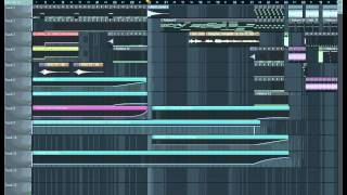 David Guetta - Shot Me Down ft. Skylar Grey (FL Studio remake + FLP Download)