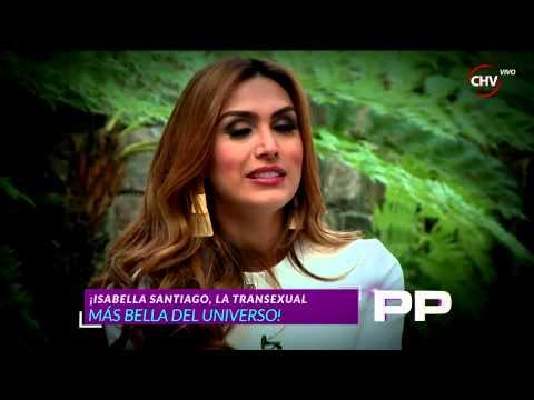 Isabella Santiago contó su historia de éxitos como modelo transexual