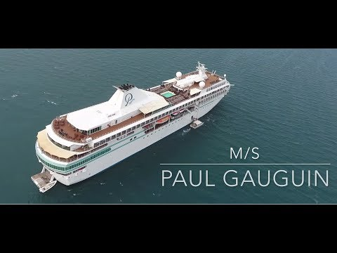 Paul Gauguin French Polynesia Cruise Day One 1 July 2017 Keep