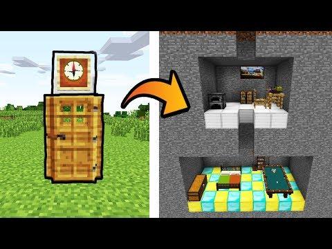 TAJEMNICZA BUDKA ROZRYWKI - Minecraft