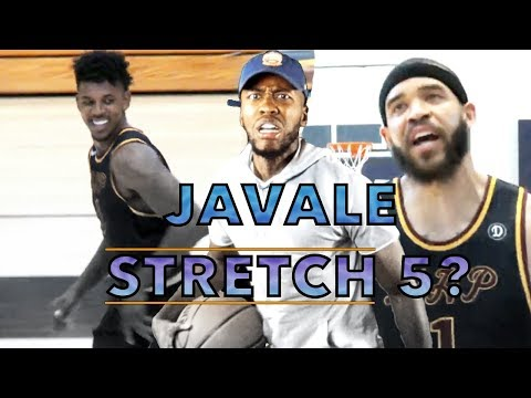 WOW! JAVALE PUT IN WORK THIS OFFSEASON! SWAGGY P & MCGEE ALREADY CLICKING?! *BENCH WILL BE FIRE*
