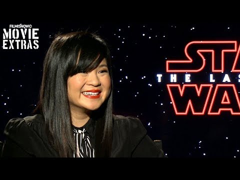 Download Youtube: Star Wars: The Last Jedi (2017) Kelly Marie Tran talks about her experience making the movie