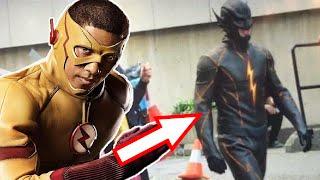 Flashpoint Villain Revealed! - The Flash Season 3